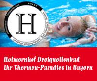 Kur- & Feriencamping Holmernhof Dreiquellenbad